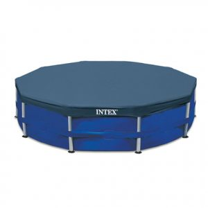 Above Ground Winter Debris Cover for Metal Frame Pools-0