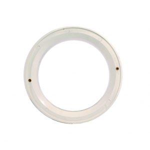 Round lid frame for certkin skimmer