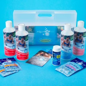 Complete Spa Water Care Kits