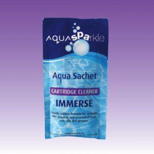 Immerse Aqua Sachet