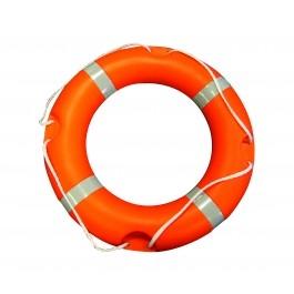 """30"""" lifebuoy - deluxe - orange"""