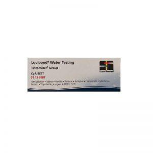 Lovibond Cyanuric Acid Tablets