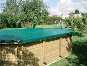 Covers for Exercise Wooden Pool