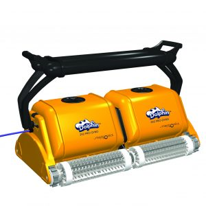 Dolphin 2x2 Pro Gyro Commercial Pool Cleaner