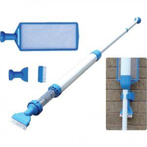 Pool and Spa Handheld Vacuum Kit