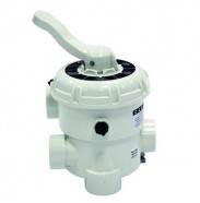 "1.5"" Max2000 (yellow Hydroswim) side mount multiport valve"