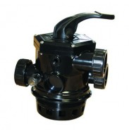"1.5"" Thermoplastic top mount valve - clamp type"