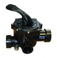 """1.5"""" Vision & Thermoplastic top mount multiport valve- screw type"""