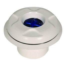"""Wall inlet - liner pool - 1.5"""" eyeball inlets"""
