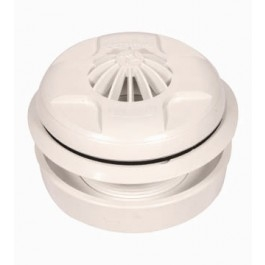 """Wall inlet - liner pool - 1.5"""" fixed grate inlet"""