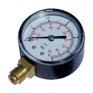 0.25in Pressure Gauge