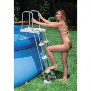 Pool Ladder with Removable Steps