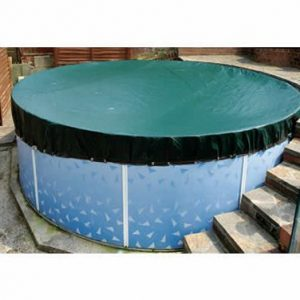 Above Ground Winter Debris Covers for Circular Pools