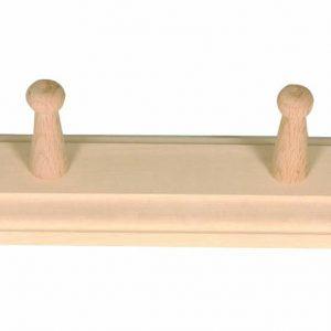 Sauna Towel Hook - 4 peg