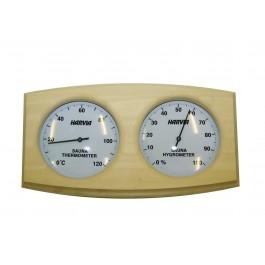 Sauna Combined Thermometer/Hygrometer