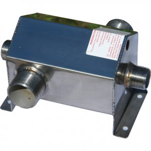 Plastica Stainless Steel Heat Exchanger