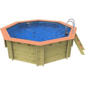 Knightsbridge Wooden Pool