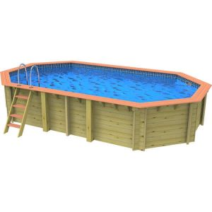 Bayswater Wooden Pool