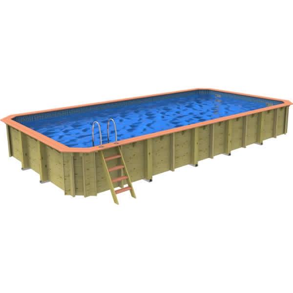 Chelsea Wooden Pool
