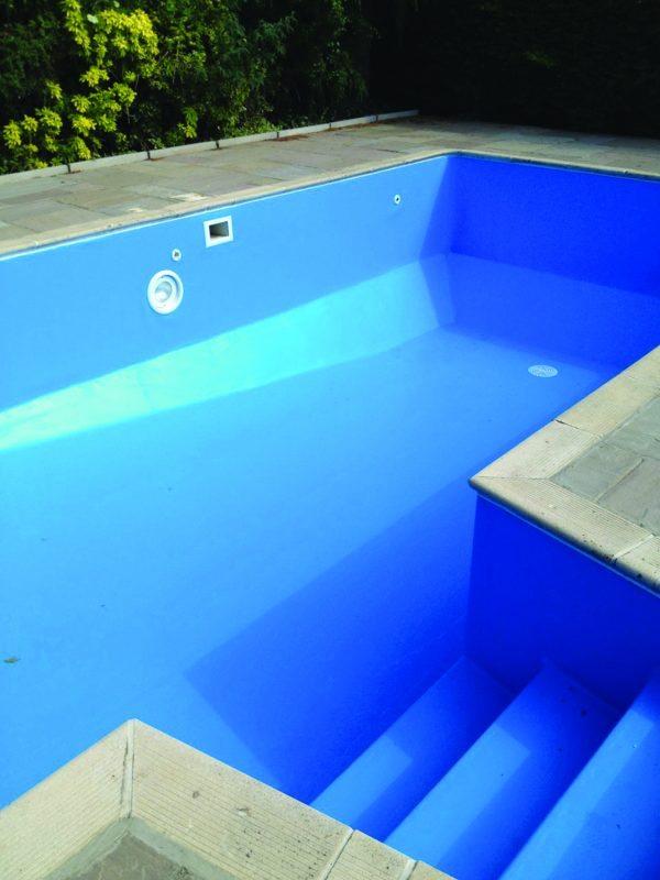 20 thou plain pool liner