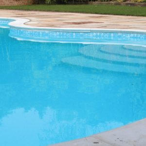 "12"" Standard Pool Coping Kit"