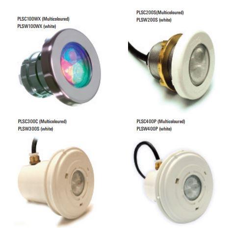 Mini ABS LED Lights Multicoloured