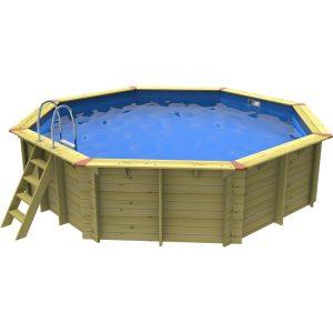 Nordic Wooden Pool