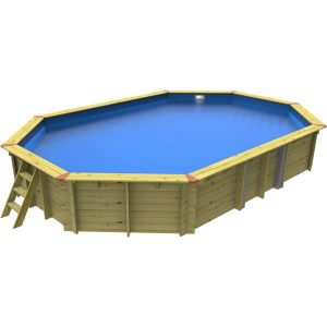 Nordic Plus Wooden Pool