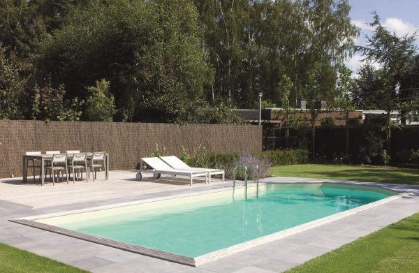 Quartoo Wooden Pool