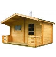 Harvia Outdoor Sauna
