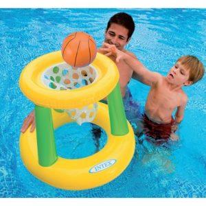 Floating Hoop Game
