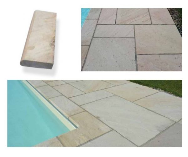 Cotswold Mint Sandstone Coping-5182