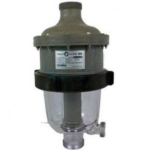 MultiCyclone Prefilter and Water Saver-5267