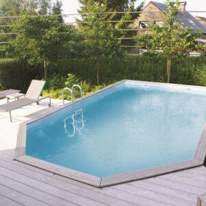 Luxury Wooden Pools