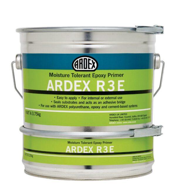 Ardex R3E Moisture Tolerant Epoxy Primer | Blue Cube Direct