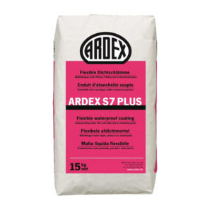 Ardex s7 plus Waterproof coating | Blue Cube Direct